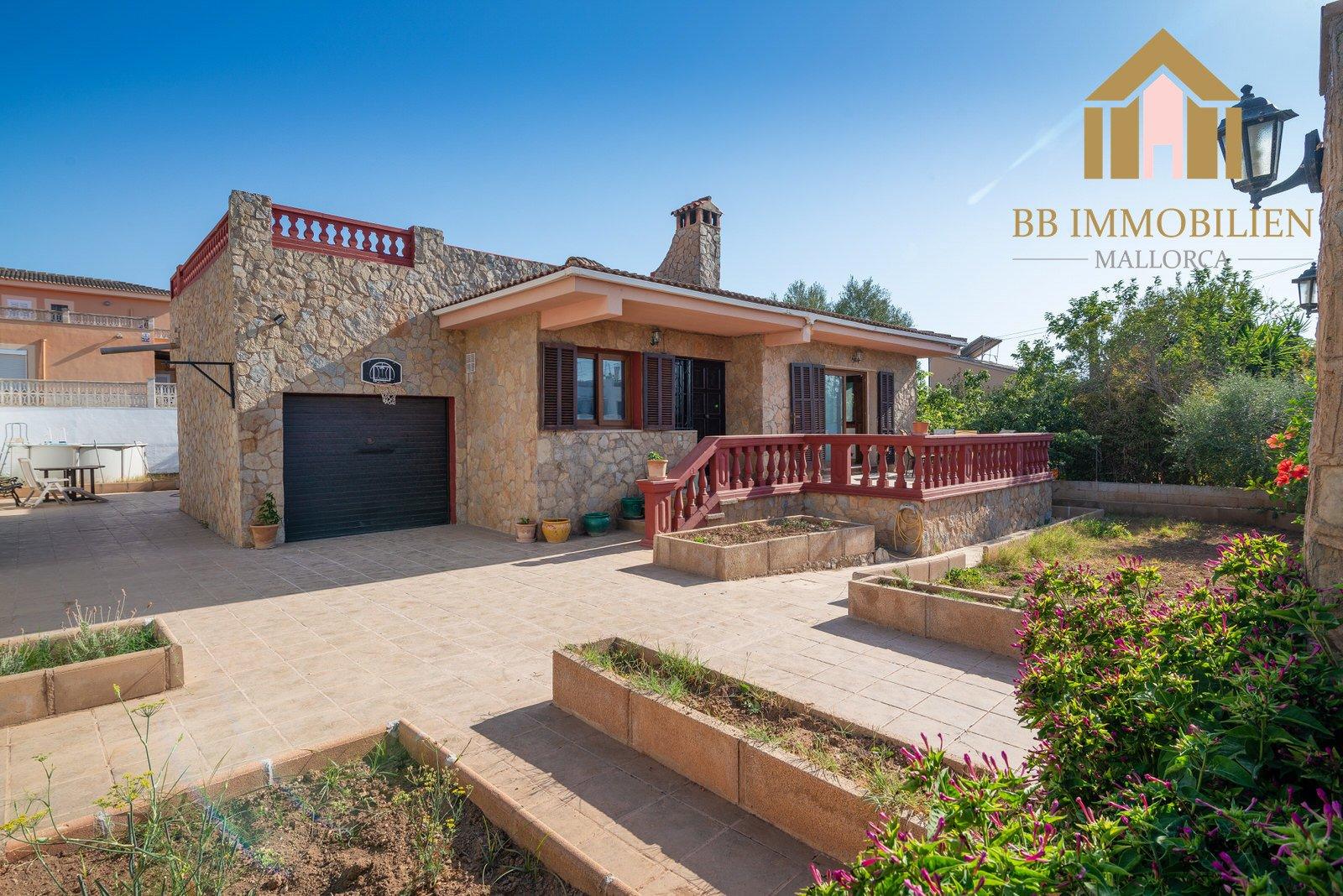Bahia Azul Nähe zu Palma INVESTITIONSOBJEKT alleinstehendes Haus